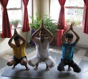 Yoga For Kids in south delhi